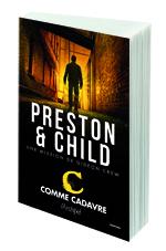 Couv en vol - PRESTON & CHILD - C comme cadavre petit
